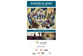 Easter in Gozo 2017 - with hyperlink to programme booklet.