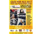Gozo for ALS 2017 -  <p>This activity which is organised for people of all ages is going to be held near the Heliport in Xewkija. There will be the participation of local established artists and also Ghaqdiet tal Karozzi Ghawdxin u Maltin. (Car groups coming from Gozo and Malta).</p> <p>