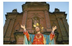Feast of the Sacred Heart of Jesus - <p>Village feast, religious ceremonies and social activities</p>